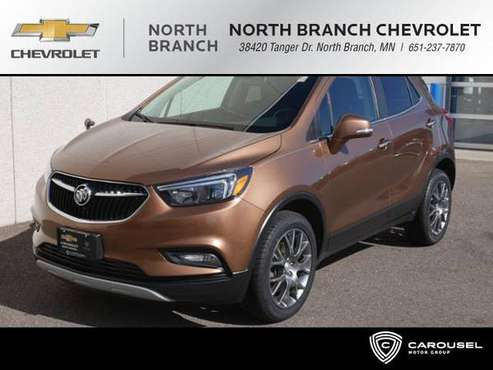 2017 Buick Encore Sport Touring for sale in North Branch, MN