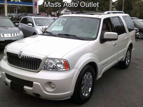 2004 Lincoln Navigator 4dr 4WD Luxury for sale in Worcester, MA