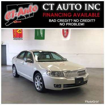 2008 Lincoln MKZ 4dr Sdn AWD -EASY FINANCING AVAILABLE for sale in Bridgeport, CT