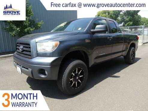 2008 *Toyota* *Tundra 4WD Wheels* *Local Trade, Clean C for sale in Forest Grove, OR