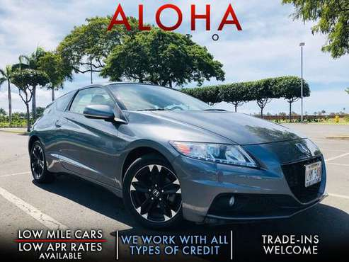 2014 Honda CR-Z EX 6M for sale in Lahaina, HI