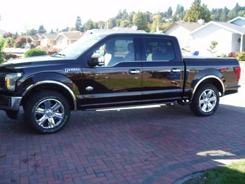 F150 King Ranch for sale in Salem, OR