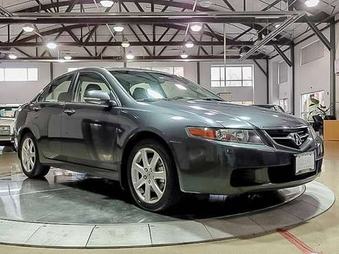 2005 Acura Tsx #66641 - Carbon Gray Pearl for sale in Beaverton, OR
