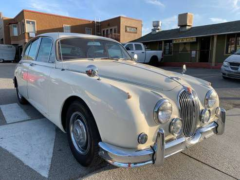1963 Jaguar MK 2 automatic 3.4L engine - one owner!! for sale in Monterey, CA