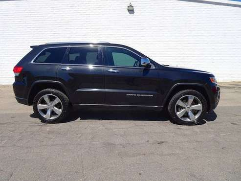 Jeep Grand Cherokee 4x4 Overland Navigation SUV Advanced Leather Pack for sale in Greensboro, NC