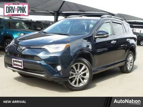 2017 Toyota RAV4 Platinum AWD All Wheel Drive SKU:HW555621 for sale in Englewood, CO