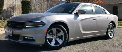2016 Dodge Charger SXT Sedan 4D - cars & trucks - by dealer -... for sale in Modesto, CA