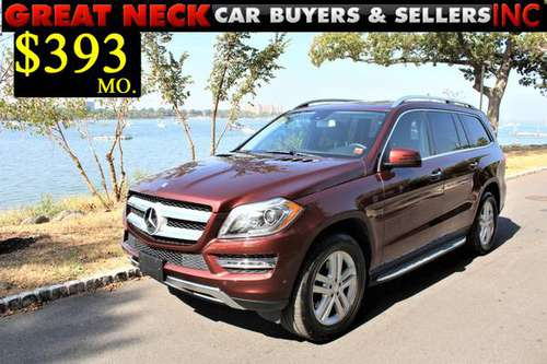 2015 Mercedes-Benz GL-Class 4MATIC 4dr GL450 ONE OWNER PREMIUM PACKAGE for sale in Great Neck, NY