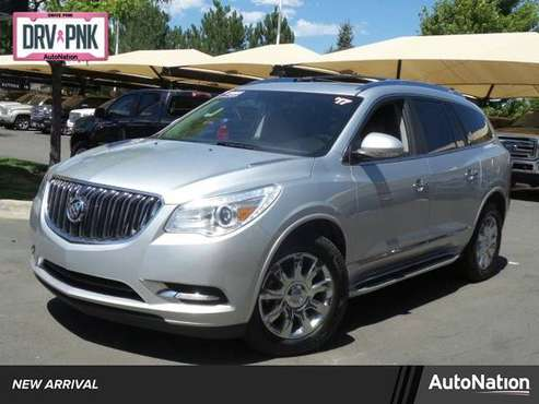 2017 Buick Enclave Leather AWD All Wheel Drive SKU:HJ259091 for sale in Lonetree, CO