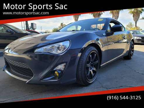 2013 Scion FR-S Base 2dr Coupe 6M - cars & trucks - by dealer -... for sale in Sacramento , CA