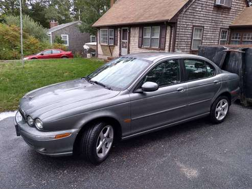 Jaguar X-type 2.5L 5 speed many new parts, Best offer for sale in Hyannis, MA