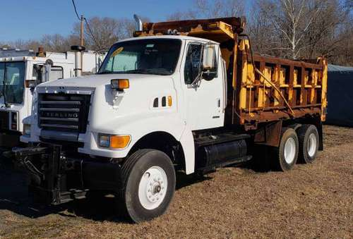 2004 Sterling LT8500 Dump Truck for sale in Bealeton, District Of Columbia