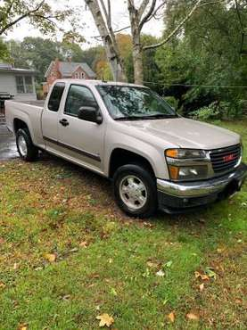 2008 GMC Canyon for sale in West Warwick, RI