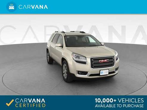 2016 GMC Acadia SLT-1 Sport Utility 4D suv Silver - FINANCE ONLINE for sale in Auburndale, MA