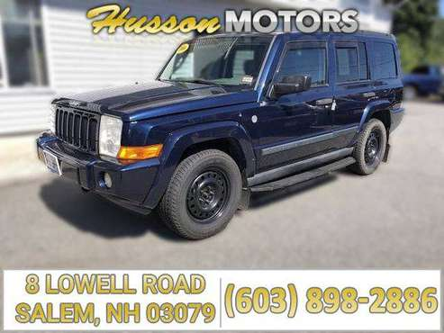 2006 JEEP Commander 4X4 SUV -CALL/TEXT TODAY! for sale in Salem, NH