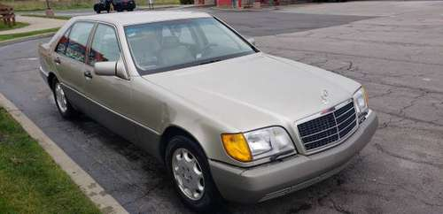 1992 Mercedes Benz 500sel for sale in Orland Park, IL