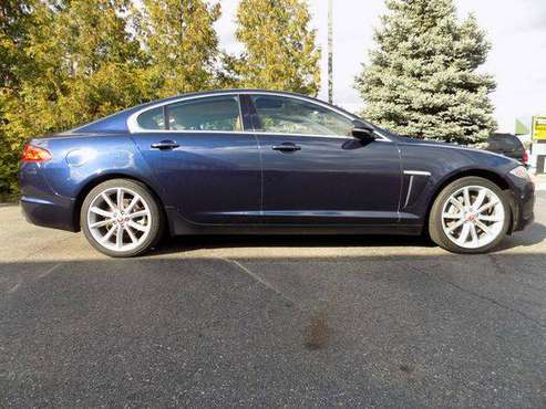 2015 JAGUAR XF LUXURY for sale in Utica, MI