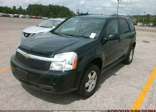 2008 Chevy Equinox for sale in Saint Croix Falls, MN