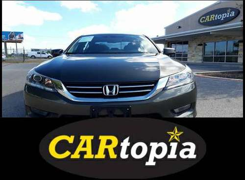 2015 Honda Accord Sedan 4d EX-L Nav CALL FOR DETAILS AND PRICING for sale in Kyle, TX