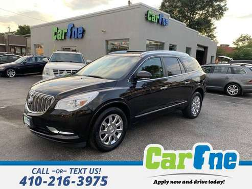 *2013* *Buick* *Enclave* *Leather Group* for sale in Essex, MD
