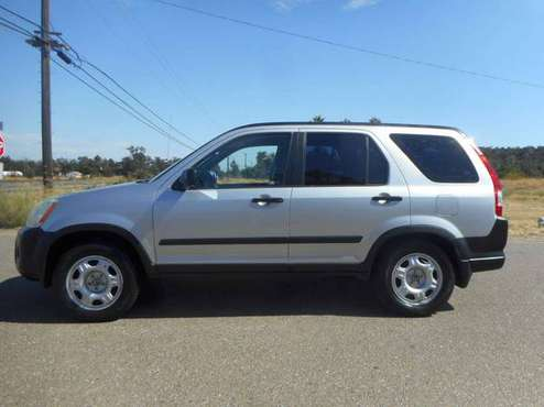 2005 HONDA CRV ALL WHEEL DRIVE WITH ONLY 145,000 MILES for sale in Anderson, CA
