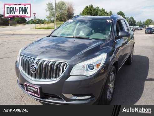 2013 Buick Enclave Leather AWD All Wheel Drive SKU:DJ212528 for sale in Englewood, CO