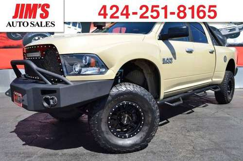 2014 Ram 2500 Method Wheels BF Goodrich Tires King Shocks FiberwerX Fa for sale in Lomita, CA