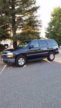 2005 chevy tahoe 4x4 for sale in Fresno, CA