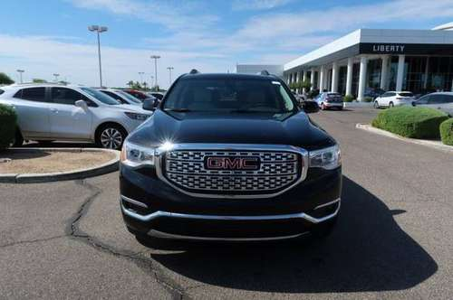 2019 GMC Acadia Denali - Closeout Sale!-Call for sale in Peoria, AZ