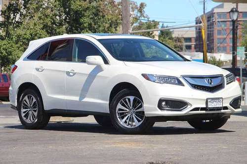 2017 Acura RDX Advance Package 4D Sport Utility for sale in Redwood City, CA