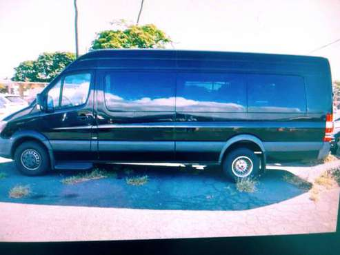 20014 MERC-BENZ SPRINTER 3500 HIGH ROOF for sale in Kahului, HI