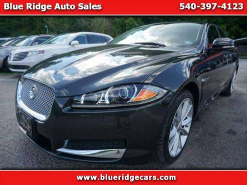2015 Jaguar XF-Series XF 3.0 Sport AWD - ALL CREDIT WELCOME! for sale in Roanoke, VA