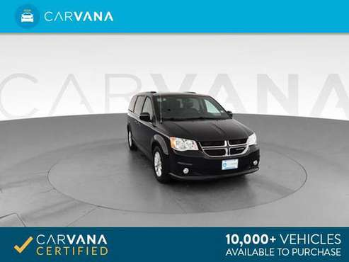 2018 Dodge Grand Caravan Passenger SXT Minivan 4D mini-van Black - for sale in Atlanta, TN