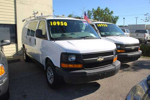 Chevrolet Express For Sale In Mobile Alabama 2 Used Express Cars With Prices And Features On Classiccarsfair Com