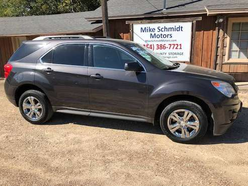 2015 CHEVY EQUINOX LT for sale in Clifton TX, TX