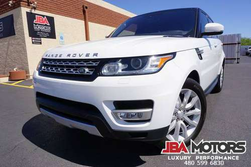 2016 Land Rover Range Rover Sport HSE 4x4 4WD SUV ~ 1 Owner AZ Car!! for sale in Mesa, AZ