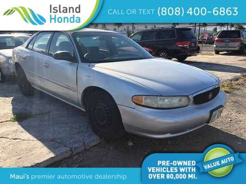 2004 Buick Century 4dr Sdn Custom for sale in Kahului, HI