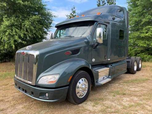 ◄◄◄ 2016 PETERBILT 587 SLEEPER SEMI TRUCK w/ WARRANTY! ►►► for sale in Frazier Park, CA