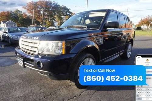 2008 Land Rover* Range Rover Sport* Supercharged 4WD* SUV* 4.2L*... for sale in Plainville, CT
