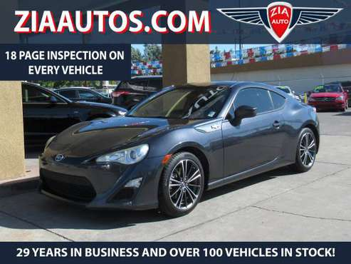**HARD TO FIND CAR** 2013 SCION FR-S- $12,388 OR $168/MO* for sale in Albuquerque, NM