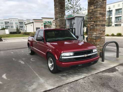 Chevy S10 SL for Sale, Extended Cab for sale in Dearing, OH