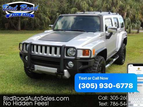 2009 HUMMER H3 4WD 4dr SUV Alpha CALL / TEXT for sale in Miami, FL