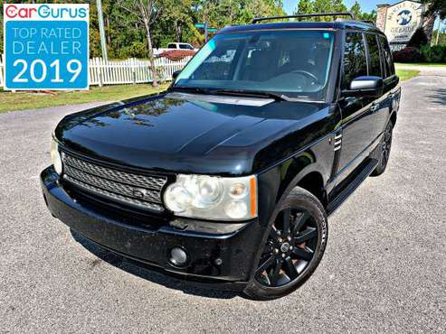 2007 Land Rover Range Rover Supercharged 4dr SUV 4WD for sale in Conway, SC