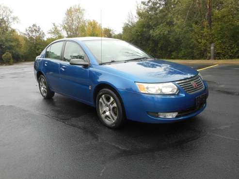 2005 SATURN ION LEVEL 3 / POWER OPTIONS / 32 SERVICE RECORDS! for sale in Highland Park, IL