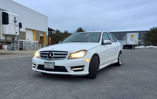 Mercedes C300 4Matic Sport for sale in Townsend, MA