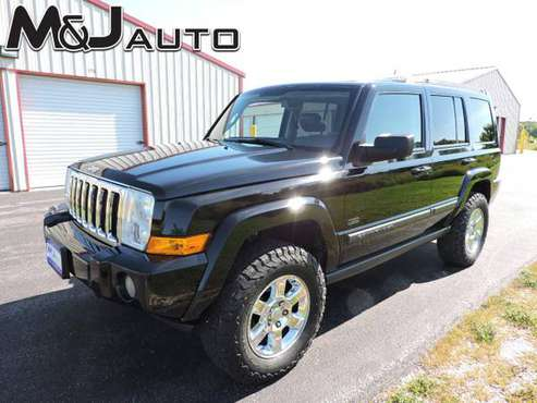 2007 Jeep Commander 4WD 4dr Sport for sale in Hartford, WI