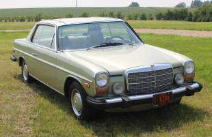 Mercedes Benz $8950 1974 280C 46K, Book Value $14,000 for sale in Sioux Falls, NE