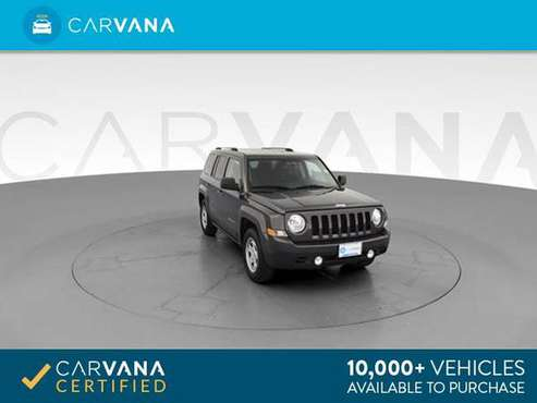 2016 Jeep Patriot Sport SUV 4D suv GRAY - FINANCE ONLINE for sale in Greensboro, NC