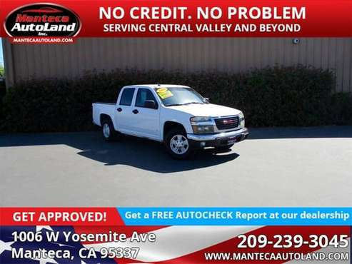 2006 GMC Canyon SLE for sale in Manteca, CA