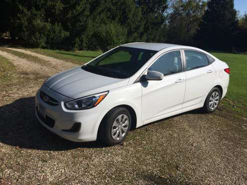 2017 Hyundai Accent SE for sale in Crystal Lake, IL